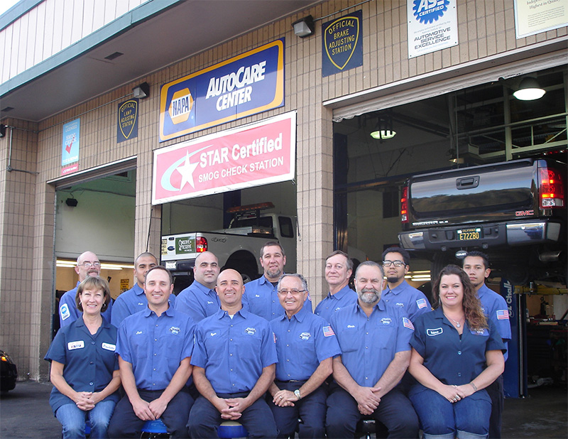 About Us | Ernies Service Center
